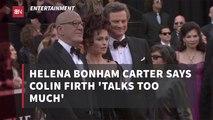 Helena Bonham Carter On Colin Firth
