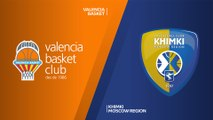 Valencia Basket - Khimki Moscow region Highlights |Turkish Airlines EuroLeague, RS Round 10