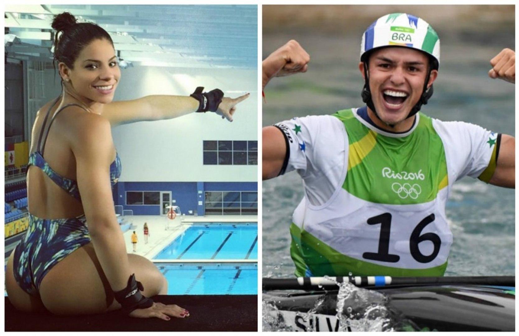 Y la medalla de oro en sexo de Río 2016 fue para... Ingrid de Oliveira y Pedro Gonçalves