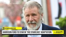Harrison Ford to Star in 'The Staircase' Series Adaptation for Annapurna TV