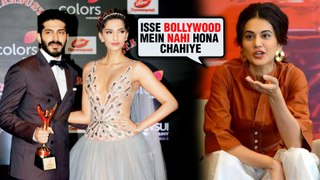 Taapsee Pannu INSULTS Sonam's Brother Harshvardhan Kapoor, Anil Kapoor Gets EMOTIONAL