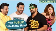 The Most EPIC PAGALPANTI Team Interview | Anil, John, Arshad, Urvashi, Kriti, Pulkit | EXCLUSIVE