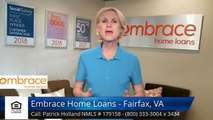 Patrick Holland Review NMLS # 179158 Embrace Home Loans - VA Fairfax Outstanding5 Star Revi...