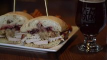 Simply Sweet: All-in-One Thanksgiving Sandwich