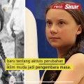 Benarkah Greta Thunberg pengembara masa?