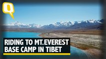 The Quint In Tibet: Riding To Mt. Everest Base Camp