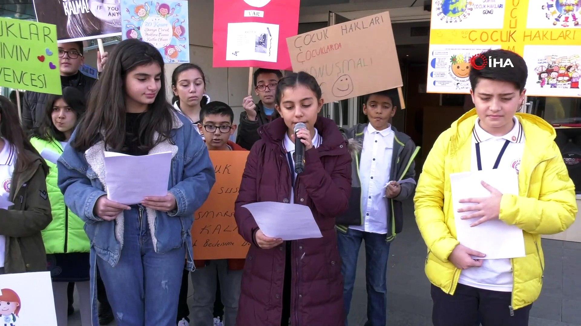 Başkent'te çocuk sesleri yükseliyor