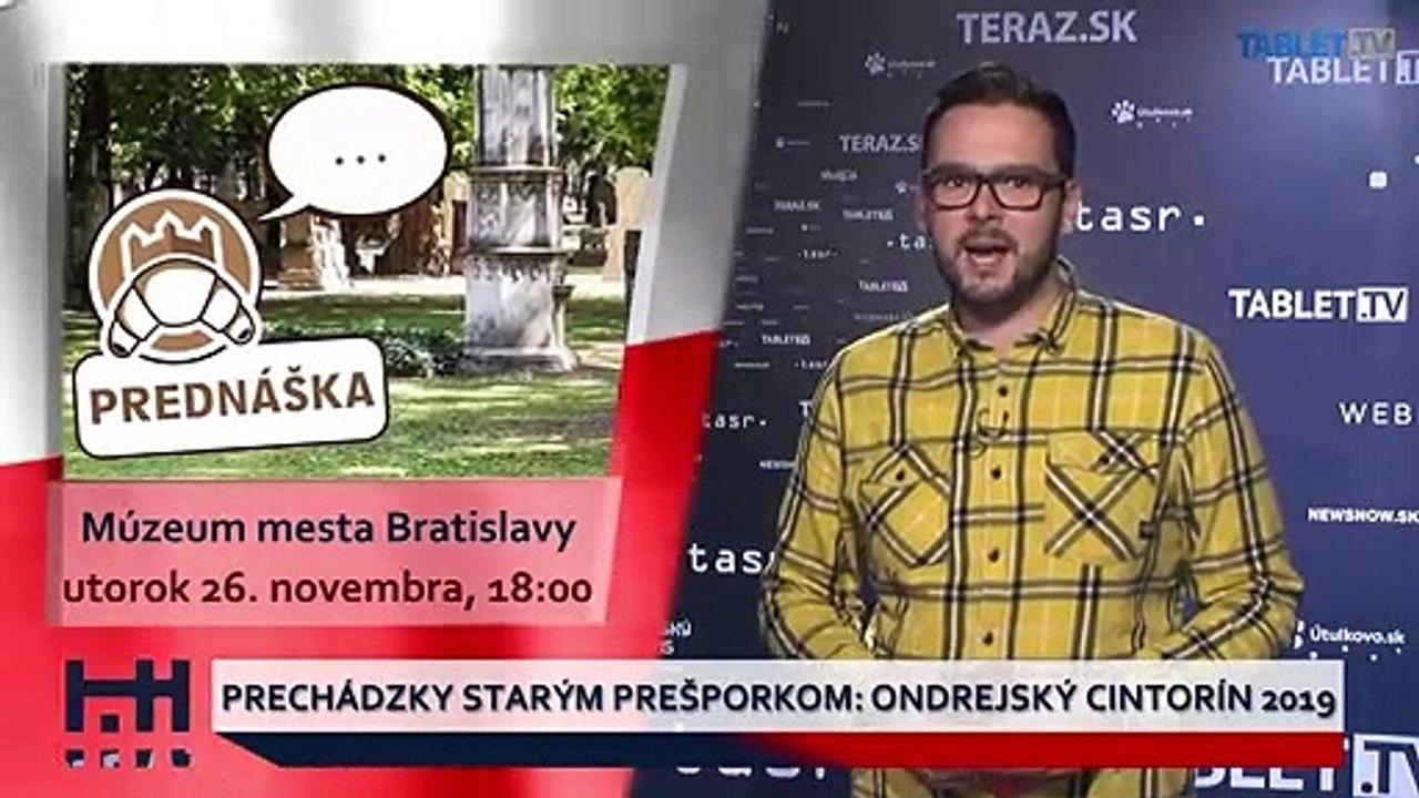 POĎ VON: Prechádzky starým Prešporkom a Bratislavská komorná gitara