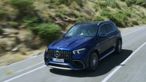 Mercedes-AMG GLE 63 S 4MATIC+ Driving Video