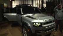 Land Rover Defender North American Debut Event