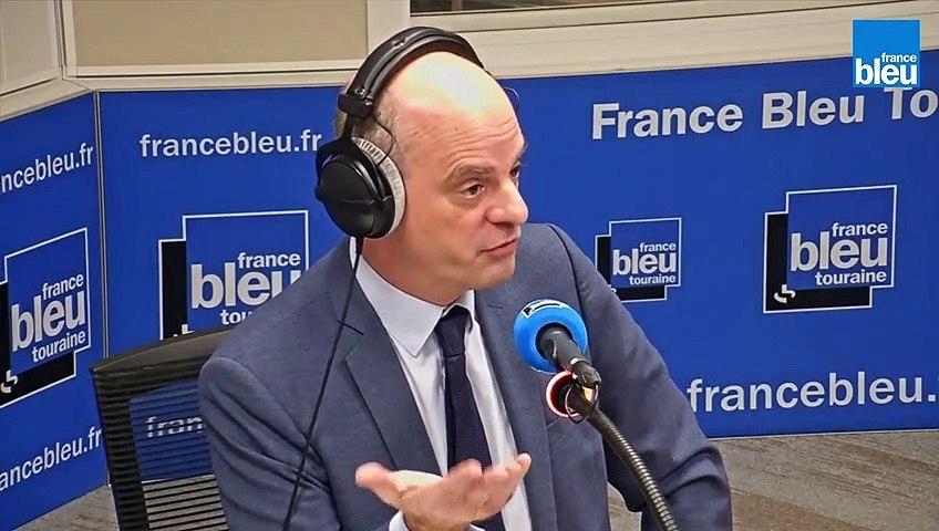 Réforme des retraites : Jean-Michel Blanquer plaide pour une amélioration des rémunérations des professeurs