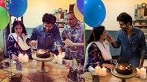 Sara Ali Khan के बिना Kartik Aaryan ने मनाया अपना Birthday   FilmiBeat