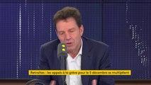 """""""Il n'a pas tort"""", Geoffroy Roux de Bézieux approuve Emmanuel Macron pour qui la France est un """"pays trop négatif"""""""