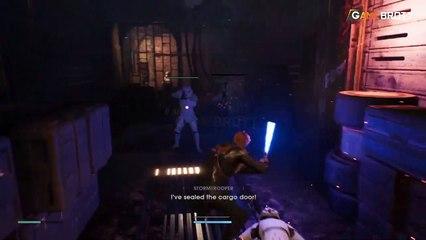 Review Gercep — Star Wars Jedi: Fallen Order