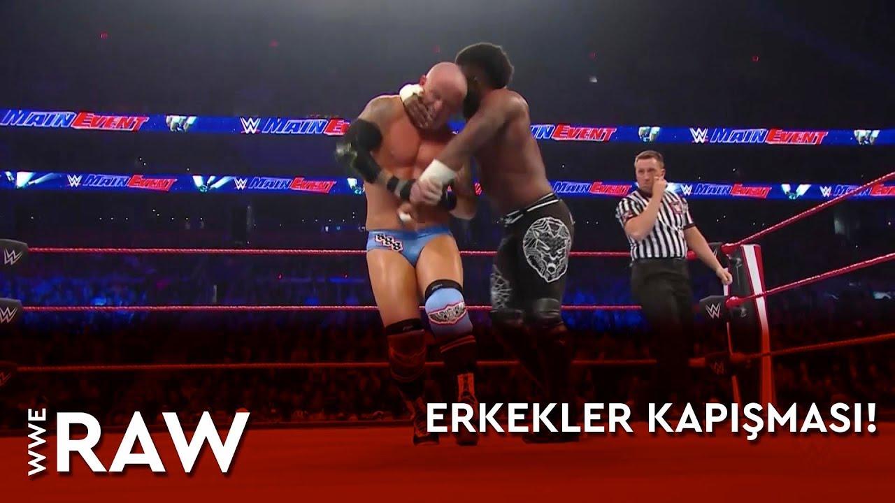 WWE Raw | Erkekler Kapışması! (Türkçe Anlatım)