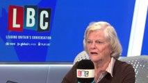 Ann Widdecombe hilariously tells off Iain Dale