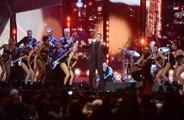 Robbie Williams praises supportive Sir Elton John