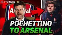 Fan TV | 5 reasons why Arsenal should appoint Mauricio Pochettino