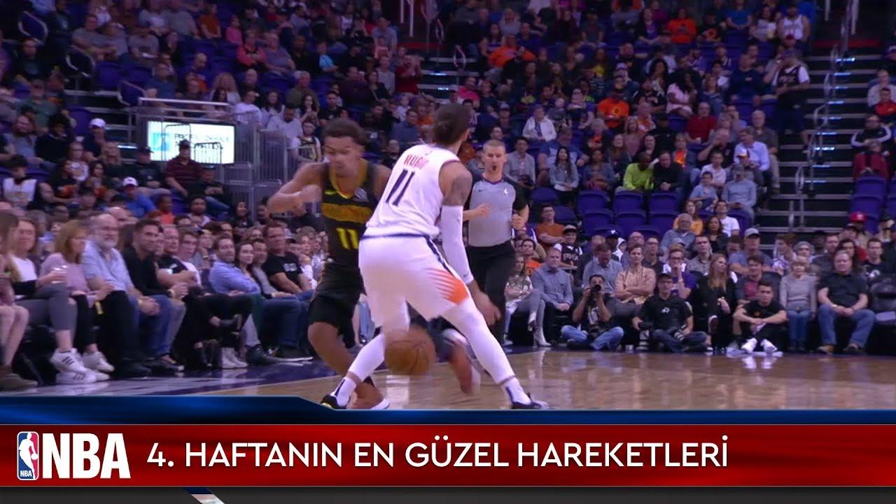 NBA'de 4. Haftanın En Güzel Hareketleri