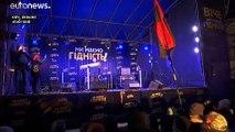 Ukraine : six ans après le début de la révolution, Moscou inquiète