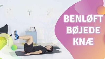 Benløft, bøjede knæ - Bedre Livsstil