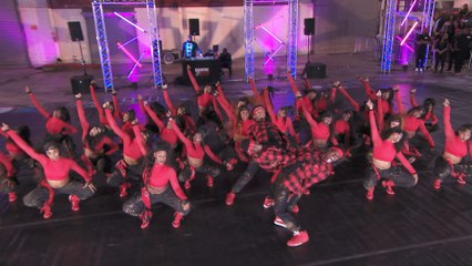 Bring It!: Bonus: Dancing Dolls Full Hip Hop Routine at Hip Hop Creative Competition