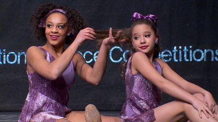 "Dance Moms: Nia and Mackenzie's Duet ""The Little Girl Who Lived Down the Lane"""