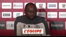 Claude-Maurice et Atal forfaits - Foot - L1 - Nice