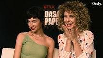 LA CASA DE PAPEL : Interview CA$H du casting (Money Heist)