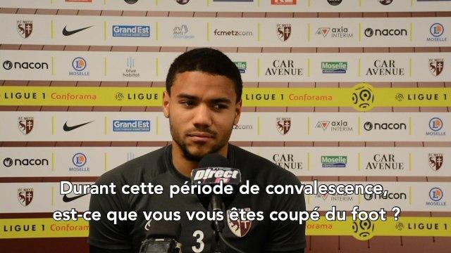 """Matthieu Udol : """"Je suis forcément heureux"""""""