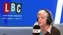Caller asks Ann Widdecombe: what'll make my life better after Brexit?