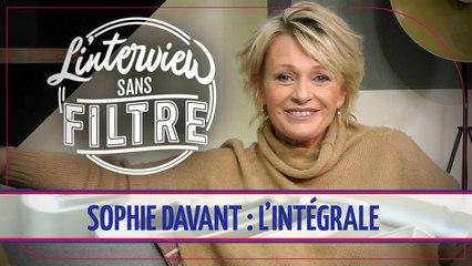 Sophie Davant : projets télé et vie privée... Son Interview sans filtre !