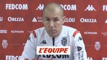 Jardim fait le point sur l'infirmerie monégasque - Foot - L1 - Monaco