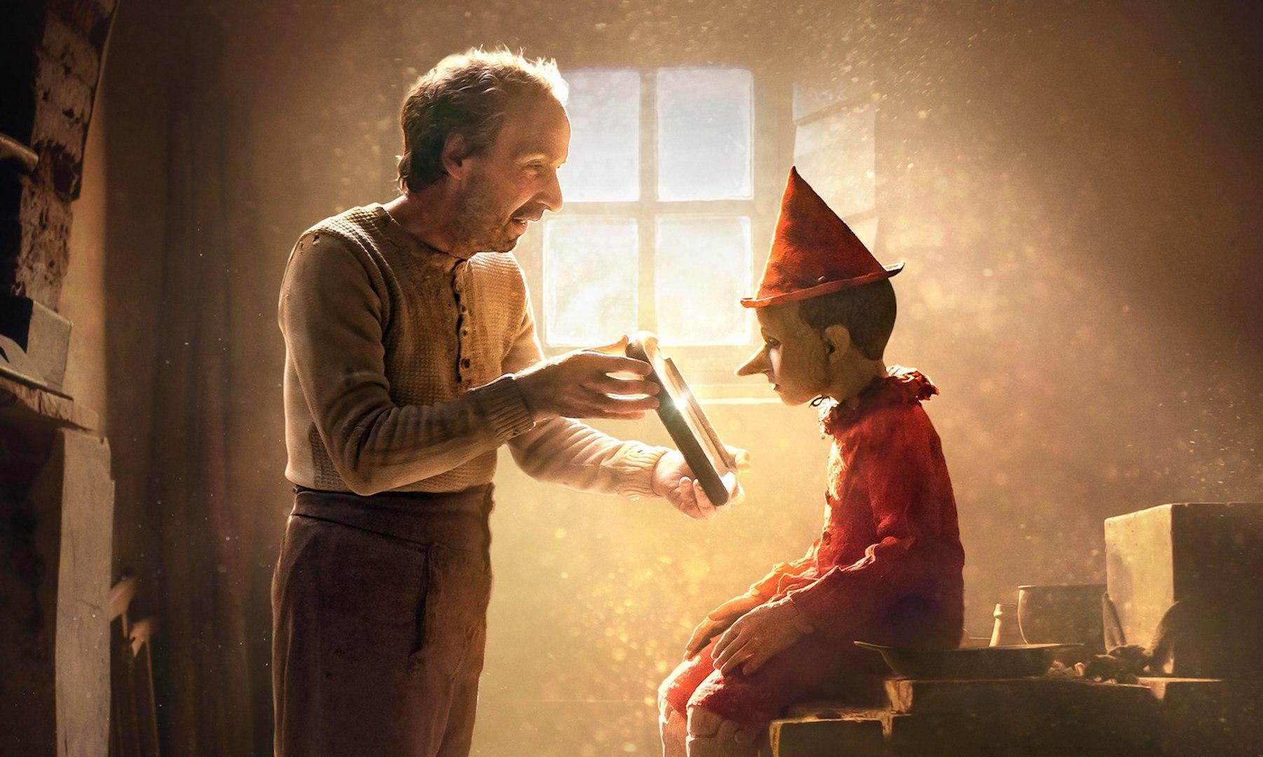 Pinocchio - Trailer VO - Vidéo dailymotion