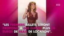 Céline Dion en concert à Monaco : le prix des billets fait scandale sur Twitter