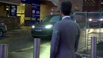 Jo Swinson arrives for BBC Election Debate