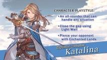 Granblue Fantasy Versus - Bande-annonce de Katalina