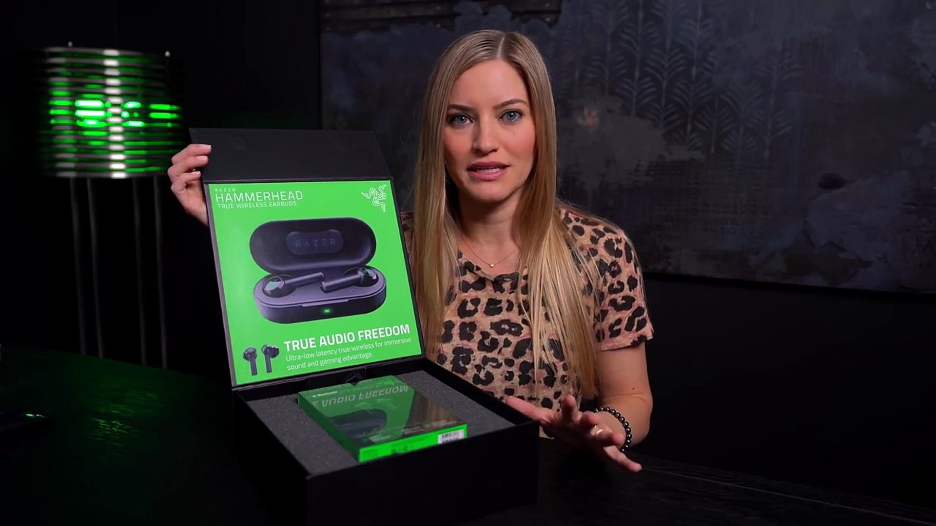 Razer S Airpods Hammerhead True Wireless Earbuds Video Dailymotion