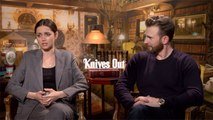 'Knives Out': Ana de Armas And Chris Evans