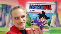 Unboxing del box 1 de Dragon Ball en Blu-Ray