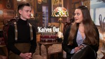 'Knives Out': Katherine Langford And Jaeden Martell