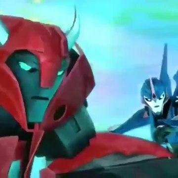 Transformers Prime Season 2 Episode 17 NGA E KALUARA Albanian (Shqip)