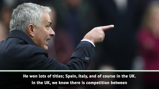 Mourinho return 'great news' for football – Pires