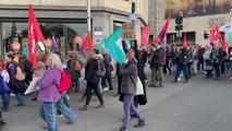 Manifestation féministe nationale : une dizaine de milliers de personnes dont 30 % d'hommes ont défilé à Bruxelles !