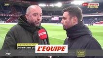 Lopez «C'est emmerdant pour nous» - Foot - L1 - LOSC