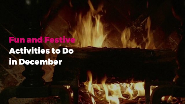 Fun and Festive Activities to Do in December