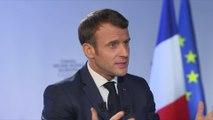 Retrouvez en intégralité l'entretien exclusif d'Emmanuel Macron avec Ruth Elkrief