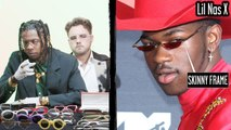 Glasses Experts Break Down Celebrity Sunglasses (Lil Nas X, Elton John, More) Part 1