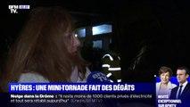 Hyères: une mini-tornade fait des dégâts