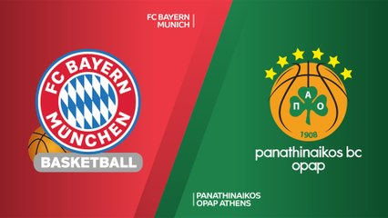 EuroLeague 2019-20 Highlights Regular Season Round 10 video: Bayern 75-87 Panathinaikos